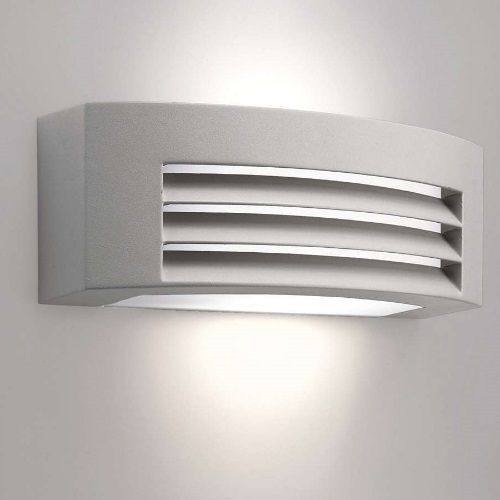 Aplique exterior fragrance alvilamp for Aplique led philips