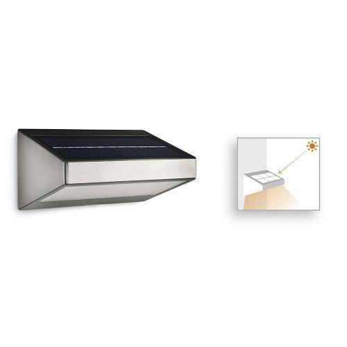 Aplique exterior greenhouse solar alvilamp for Aplique led philips