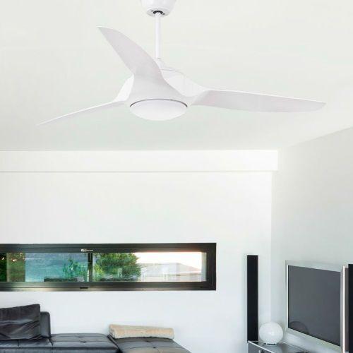 Ventilador de techo modelo kailua alvilamp - Ventilador bajo consumo ...