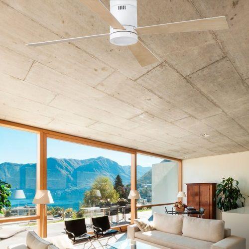 Ventilador de techo modelo timor alvilamp - Ventilador bajo consumo ...