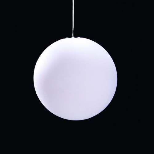 L mpara de colgar exterior ball alvilamp for Lampara colgante exterior
