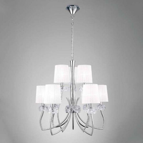 Lámpara de Techo Pantalla Loewe | AlviLamp