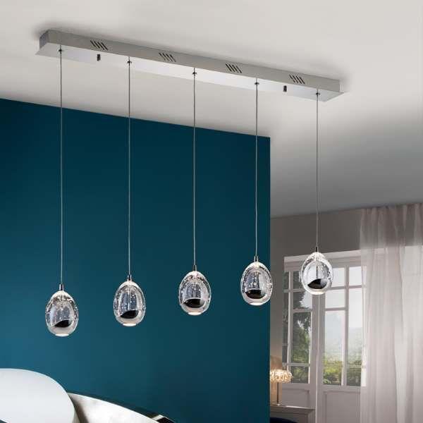 Lámpara Colgante Moderna Rocio | AlviLamp