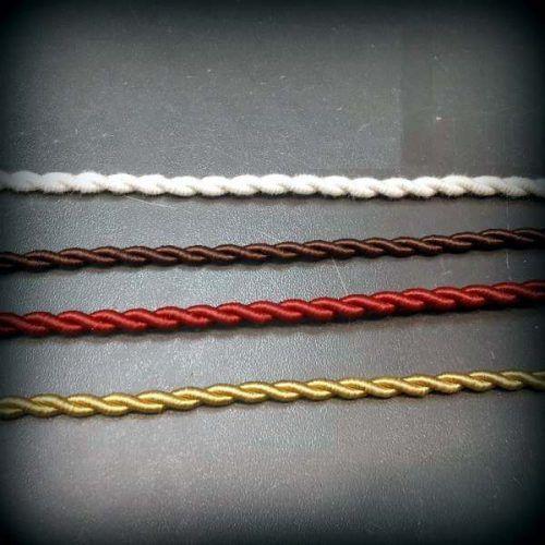 cable_blanco_oro_dorado_marron_burdeos_trenzado_algodon_seda_crudo_decorativo_alvilamp