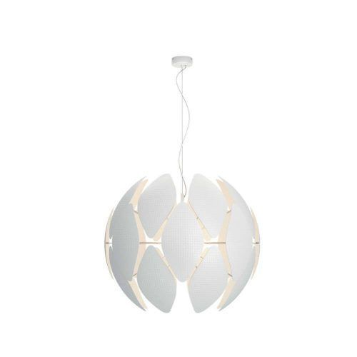 lampara_colgante_chiffon_diseño_moderno_philips_led_bajo_consumo_mv_4093431PN_alvilamp