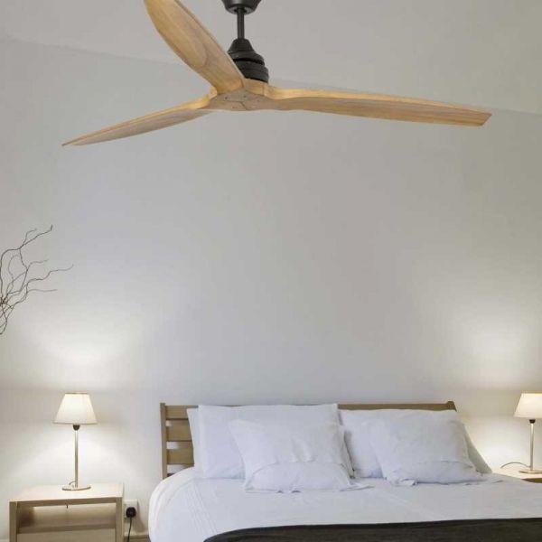 Ventilador de techo alo alvilamp - Ventilador bajo consumo ...